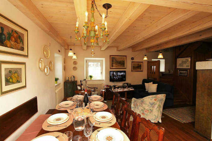 Apartment with 4 bedrooms in Livigno, Italy